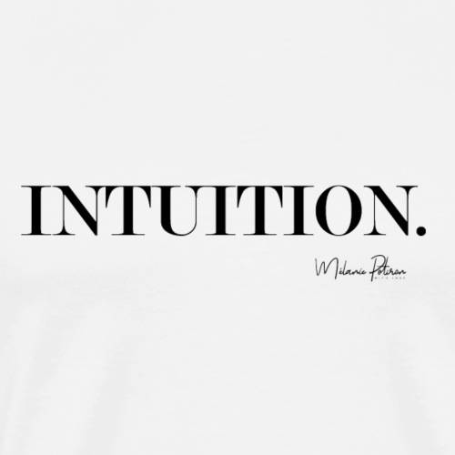 INTUITION - T-shirt Premium Homme