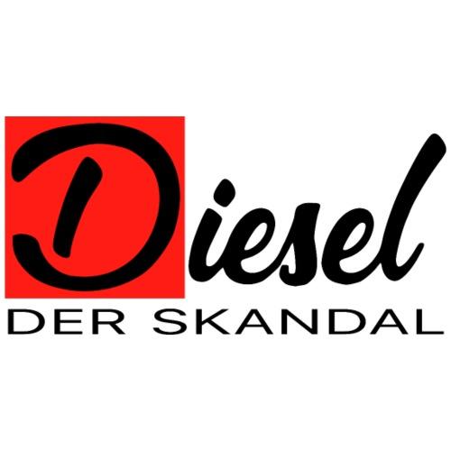 Diesel Skandal - Männer Premium T-Shirt