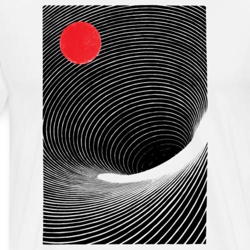 Matter Antimatter - Männer Premium T-Shirt