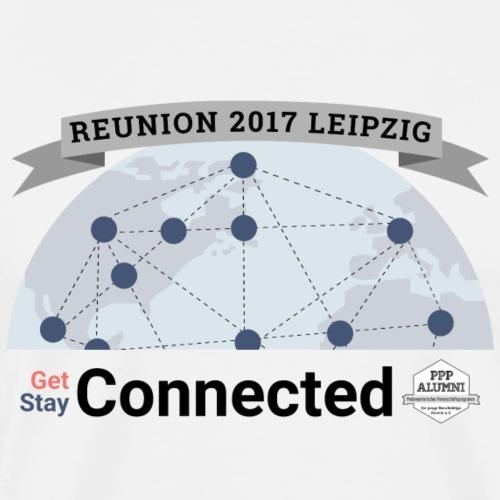 Reunion 2017 BLACK - Männer Premium T-Shirt