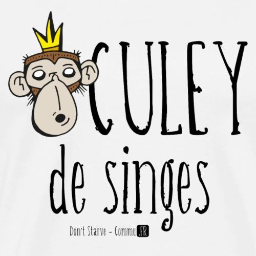 'Culey de singes  [HISOKA] - T-shirt Premium Homme
