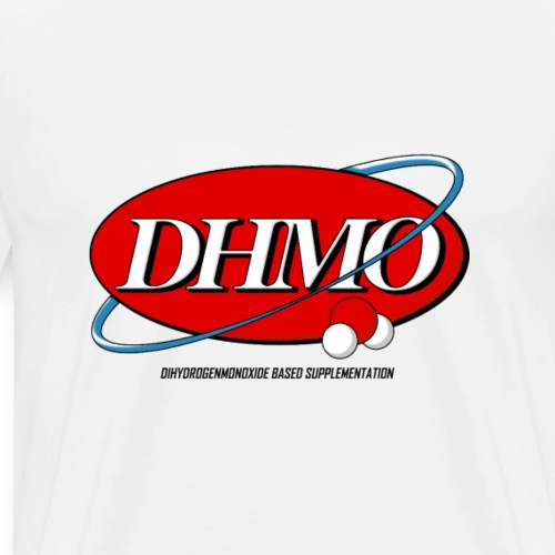 DIHYDROGENMONOXIDE - Men's Premium T-Shirt