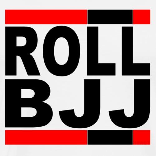 Roll BJJ Black - Nuthin' But A Gi Thang - Männer Premium T-Shirt