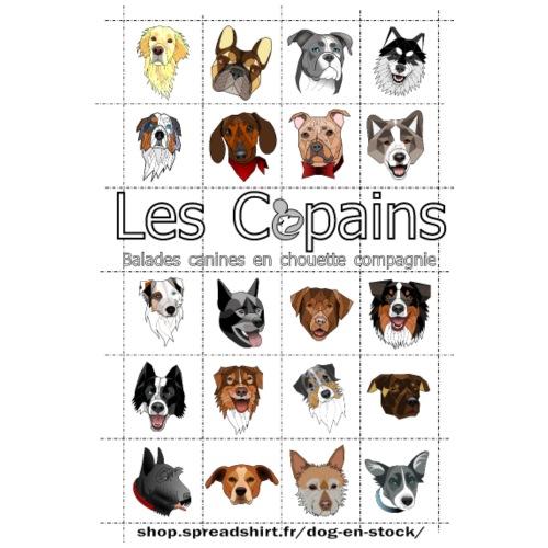 Trombinoscope - Les Copains - T-shirt Premium Homme