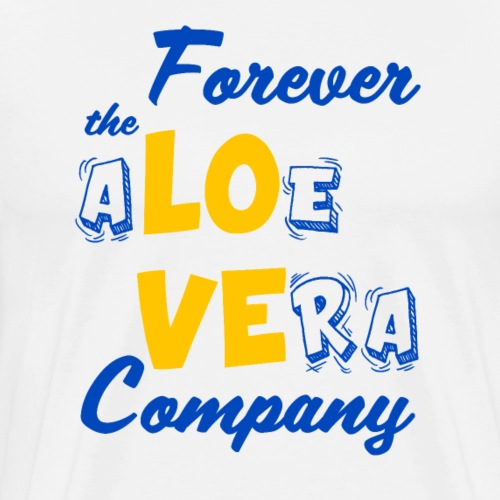The Aloe Vera Company - Männer Premium T-Shirt