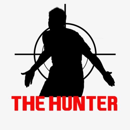 The hunter - Mannen Premium T-shirt