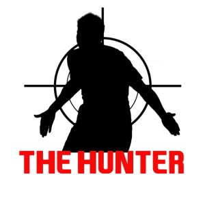 The hunter - Mannen Premium T-shirt