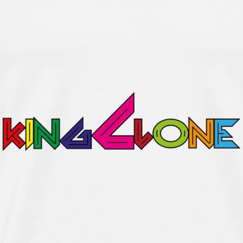 kingclone pop - Koszulka męska Premium