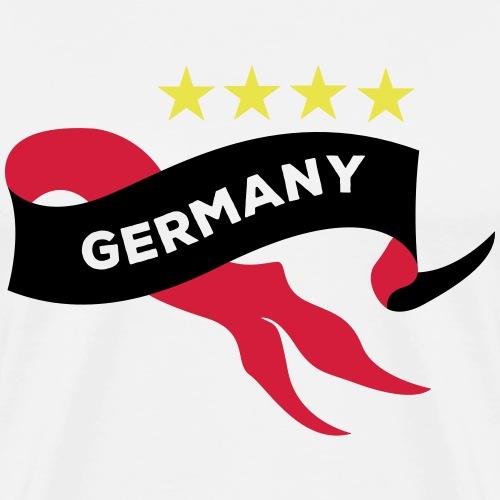 Banderole - Männer Premium T-Shirt