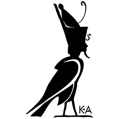 KA Seele - Altes Ägypten - Männer Premium T-Shirt