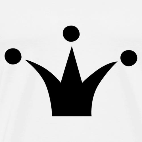 Krone - Männer Premium T-Shirt