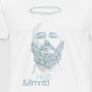 Herbalist - High & Illuminated - Männer Premium T-Shirt
