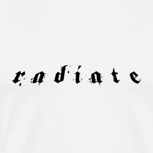 Radiate Limited Edition - Premium T-skjorte for menn