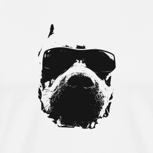 Dawg by Howard Charles - Men's Premium T-Shirt