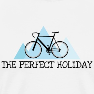 Holiday Road - Premium-T-shirt herr