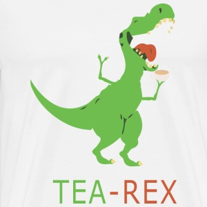TEA REX - Men's Premium T-Shirt