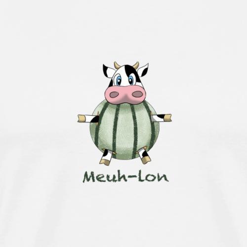 Meuh-lon - T-shirt Premium Homme