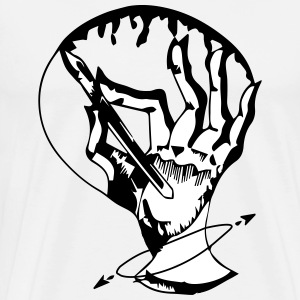 Hurt goes on - Men's Premium T-Shirt