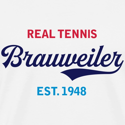 REAL TNNS BRAUWEILER - Männer Premium T-Shirt