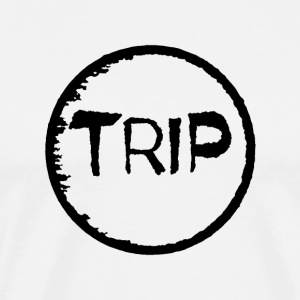 TRIP WEAR - Premium T-skjorte for menn
