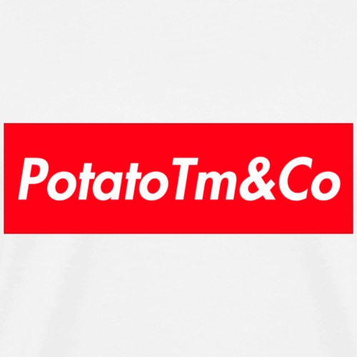 PotatoTm&Co 'Hype Beast' Style - Men's Premium T-Shirt