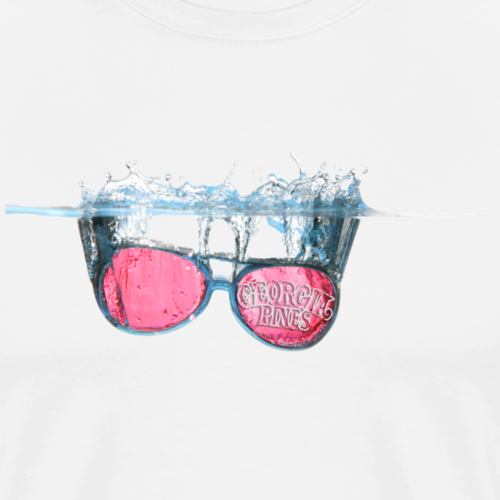Georgia Pines Band Shirt Brille - Männer Premium T-Shirt