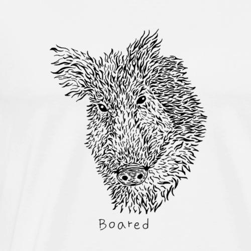 boared - Men's Premium T-Shirt