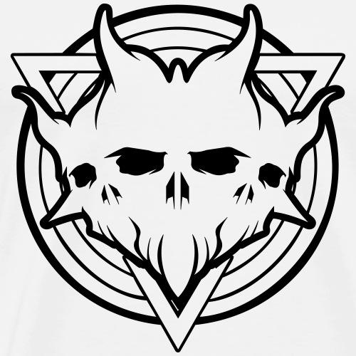 logo_emphaser_artist_shirt - Männer Premium T-Shirt