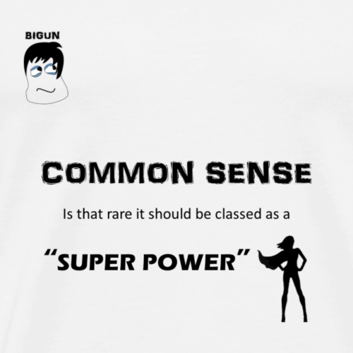 Super power products - Men's Premium T-Shirt