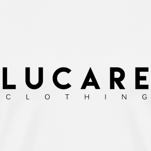 Lucare Logo - Männer Premium T-Shirt