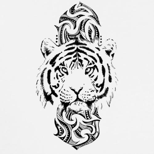 Maori Tiger - Männer Premium T-Shirt