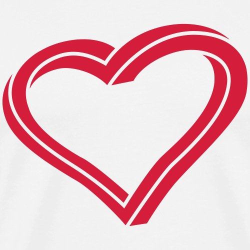 Twisted Heart - Men's Premium T-Shirt