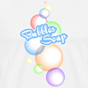 Bubbles Soap - T-shirt Premium Homme