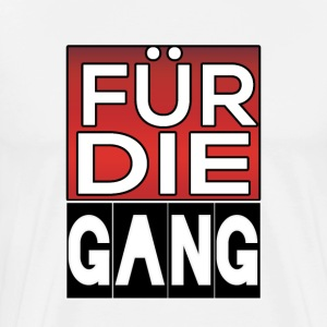 MrMuri - For the gang - Men's Premium T-Shirt