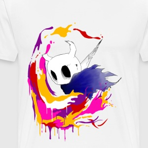 HOLLOW KNIGHT - Premium T-skjorte for menn