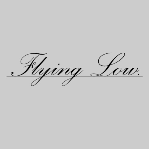 Flying Low - Männer Premium T-Shirt