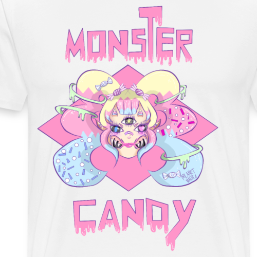 Monster Candy - Men's Premium T-Shirt