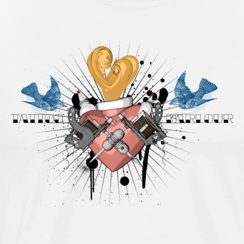 tattoo parlour - Männer Premium T-Shirt