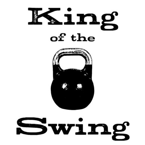 King of the Swing - Männer Premium T-Shirt