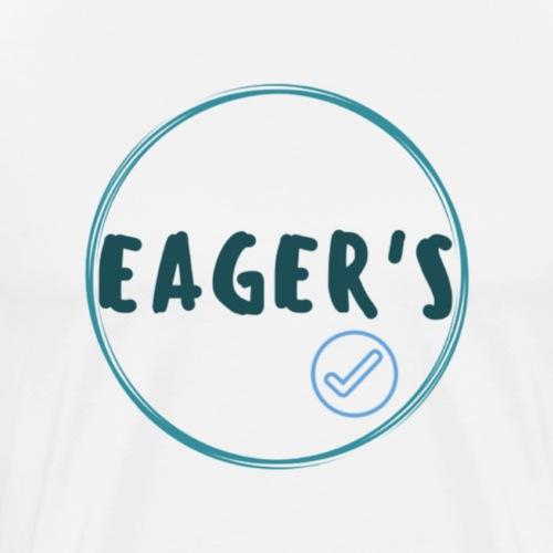 Eager's - Camiseta premium hombre