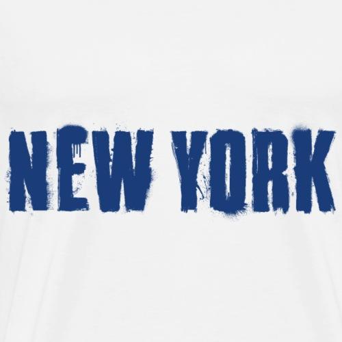 New York Trash - T-shirt Premium Homme