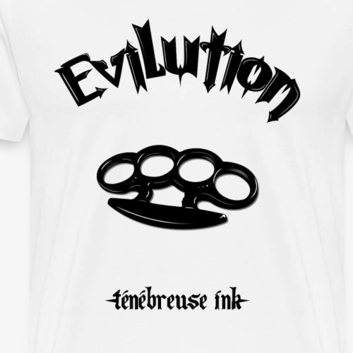Ténébreuse Ink - Evilution - T-shirt Premium Homme