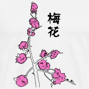Pink Blossom - T-shirt Premium Homme