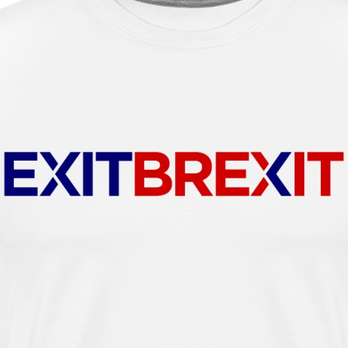 EXITBREXIT - Men's Premium T-Shirt