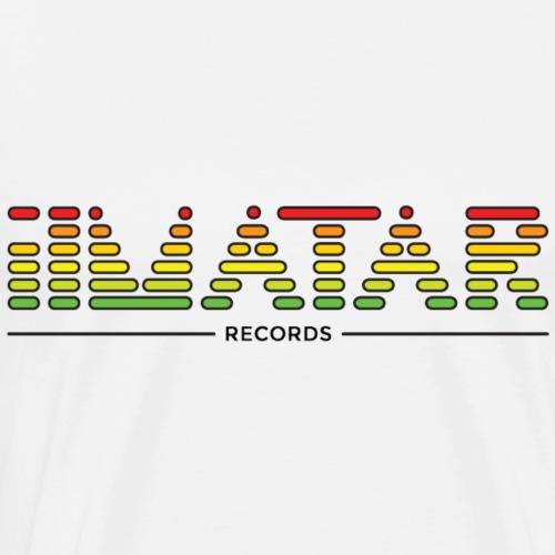 ilmatar Records Logo für helle Farben - Männer Premium T-Shirt