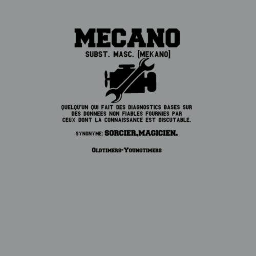 MECANO.Définition. - T-shirt Premium Homme