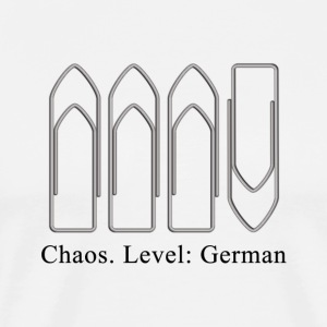 chaos - Men's Premium T-Shirt