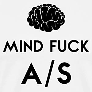 Mind Fuck A / S - Premium T-skjorte for menn