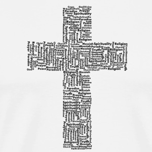 cross Religion - T-shirt Premium Homme