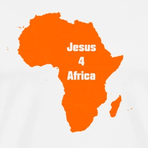 jesus for Africa - Men's Premium T-Shirt